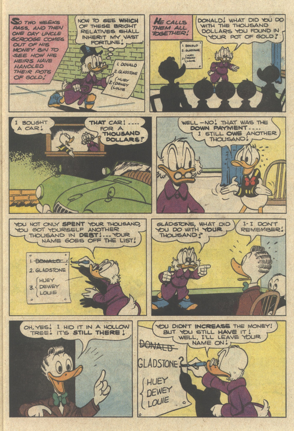 Read online Uncle Scrooge (1953) comic -  Issue #240 - 13