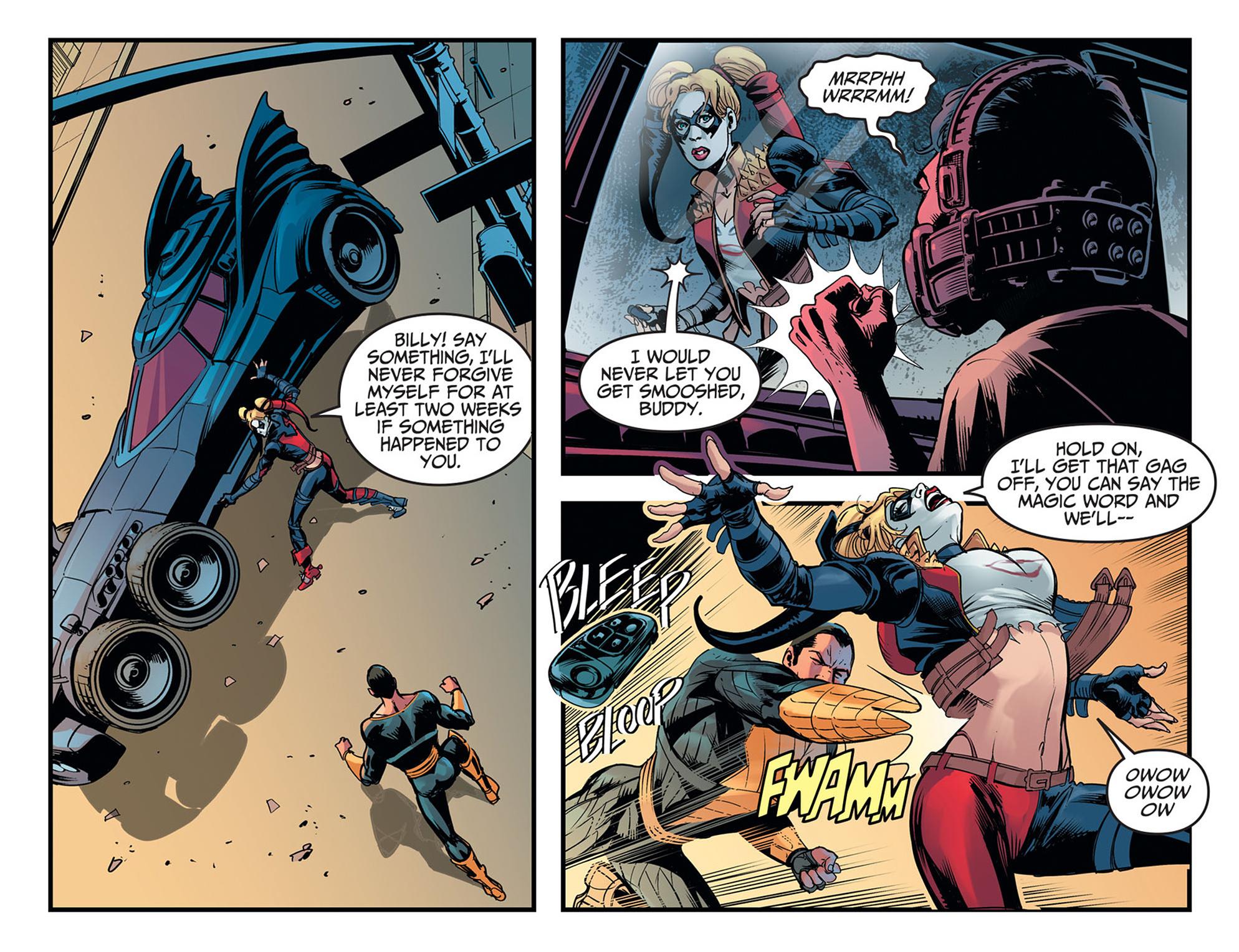 Read online Injustice: Ground Zero comic -  Issue #11 - 21
