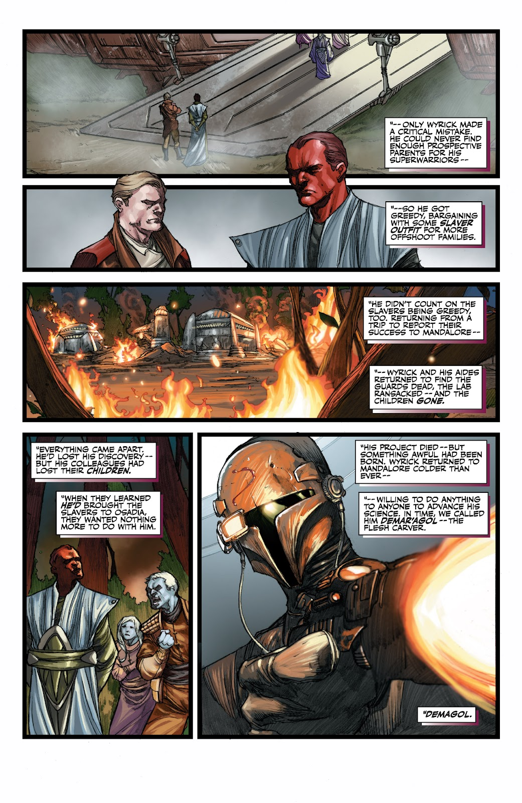 Read online Star Wars Legends: The Old Republic - Epic Collection comic -  Issue # TPB 3 (Part 3) - 45