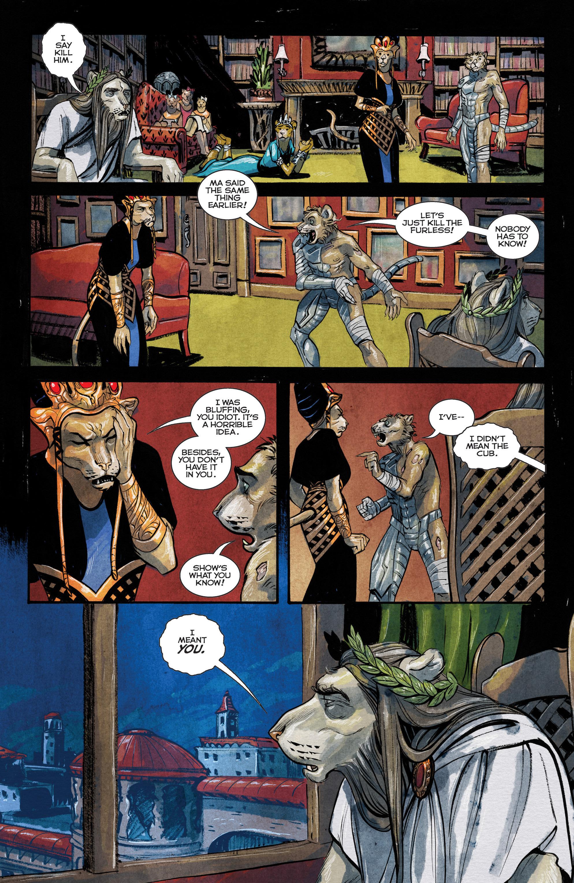 Read online Shutter comic -  Issue #16 - 15