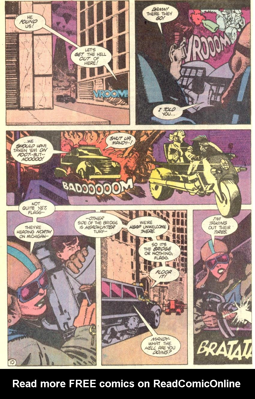 Read online American Flagg! comic -  Issue #3 - 11