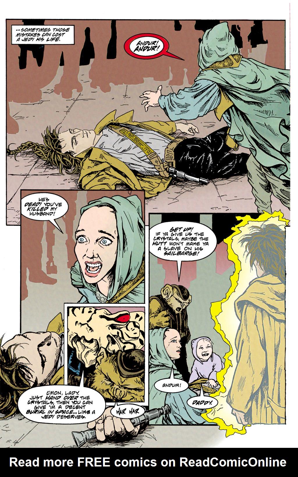 Read online Star Wars Omnibus comic -  Issue # Vol. 4 - 317