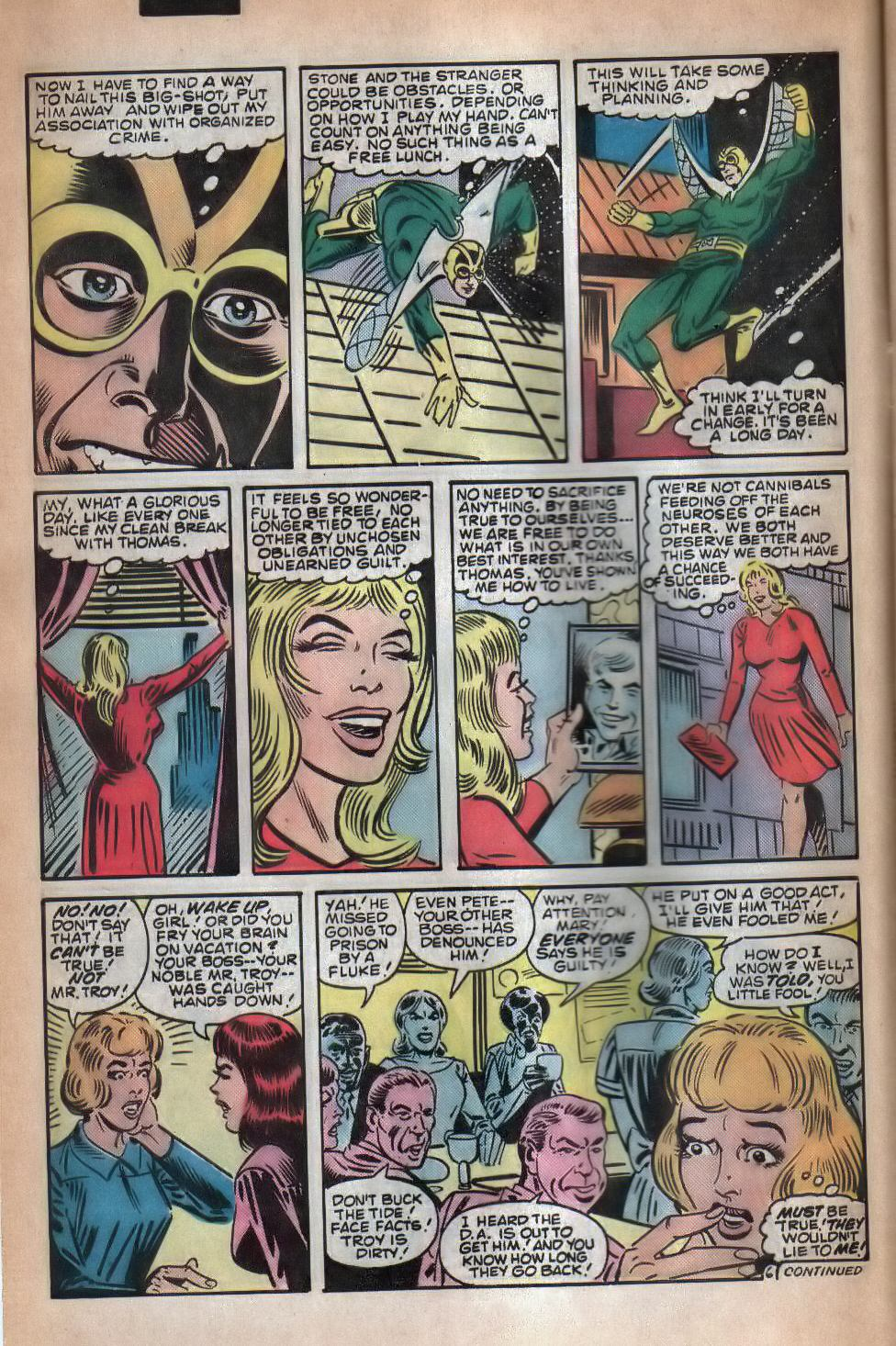 Read online The Fly (1983) comic -  Issue #8 - 7