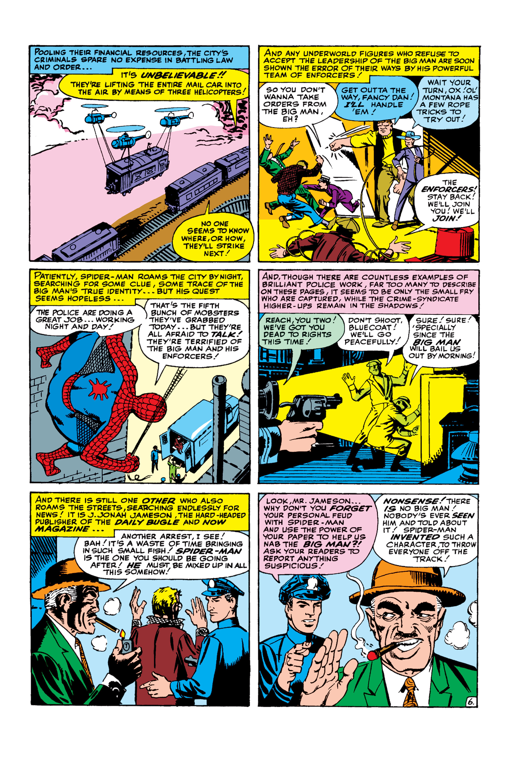 The Amazing Spider-Man (1963) 10 Page 6