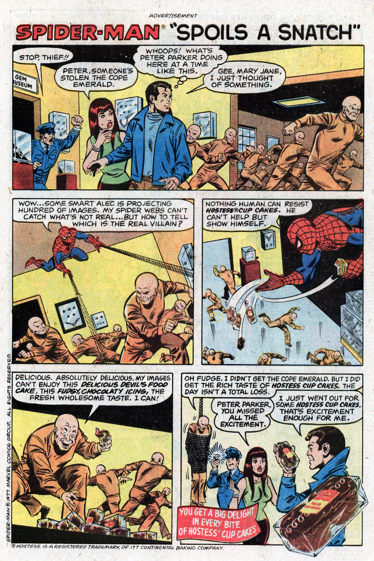 Read online Scooby-Doo (1977) comic -  Issue #4 - 31