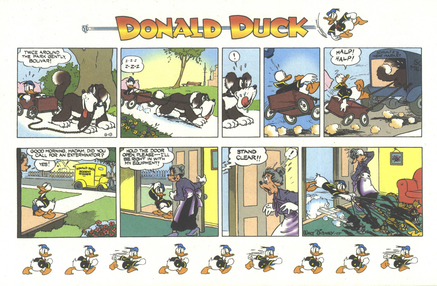 Walt Disney's Donald Duck (1986) issue 297 - Page 30