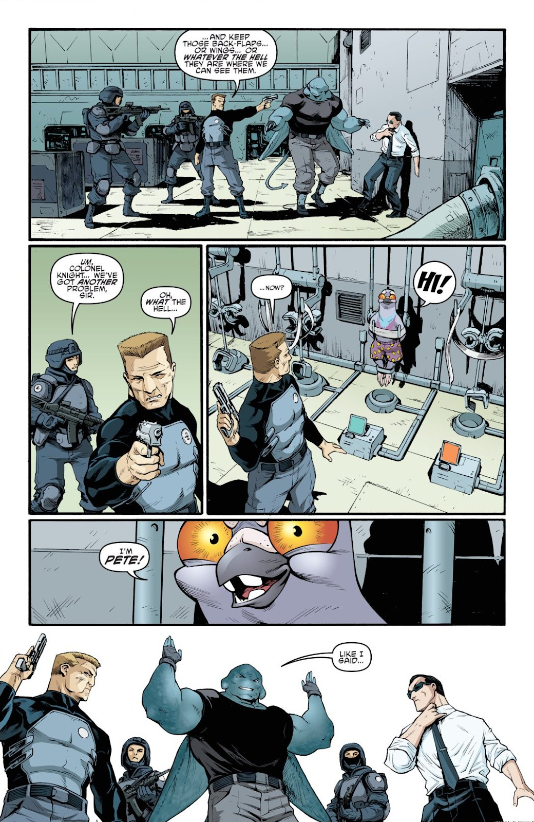 Read online Teenage Mutant Ninja Turtles: The IDW Collection comic -  Issue # TPB 9 (Part 1) - 43