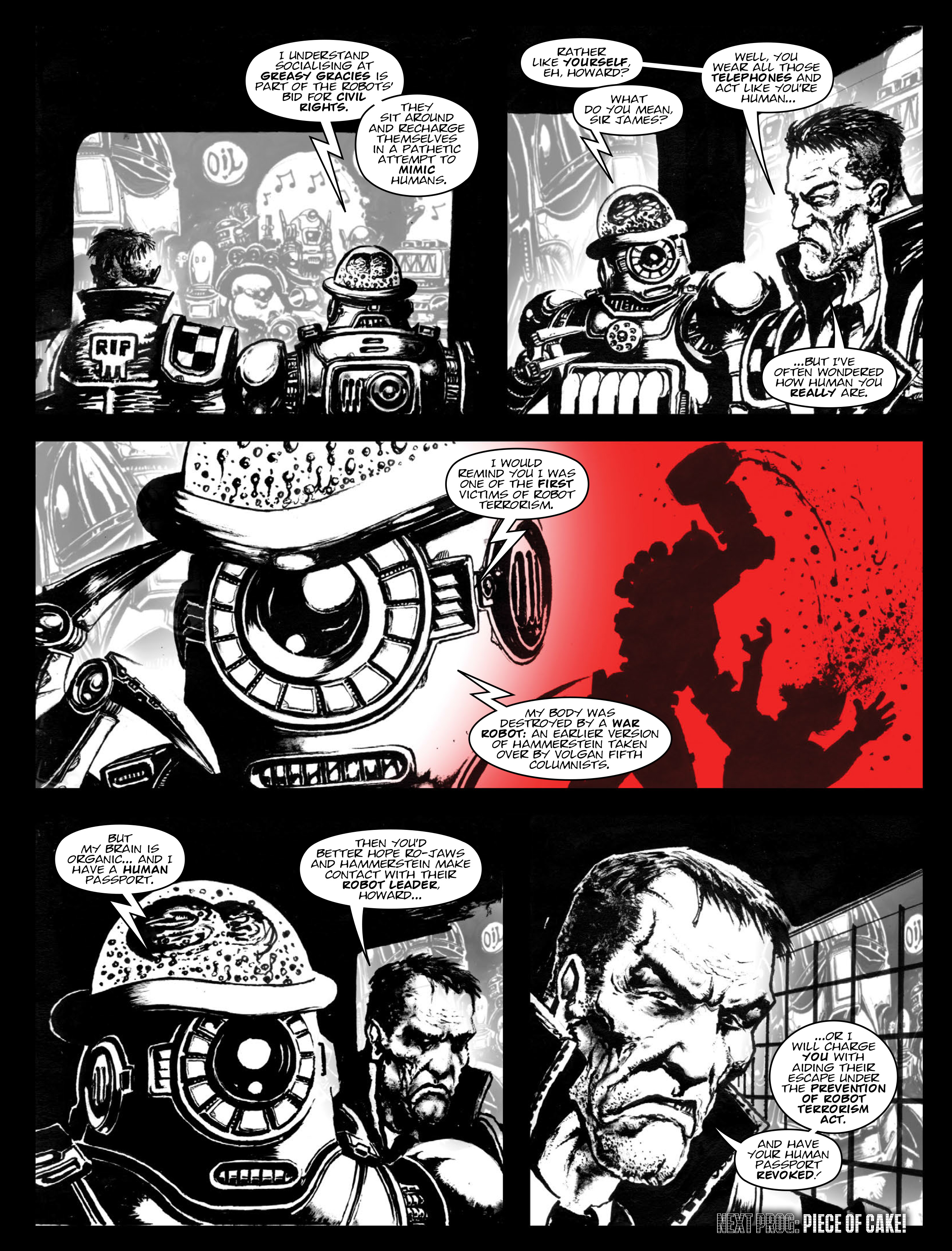 Read online 2000 AD comic -  Issue #1967 - 19