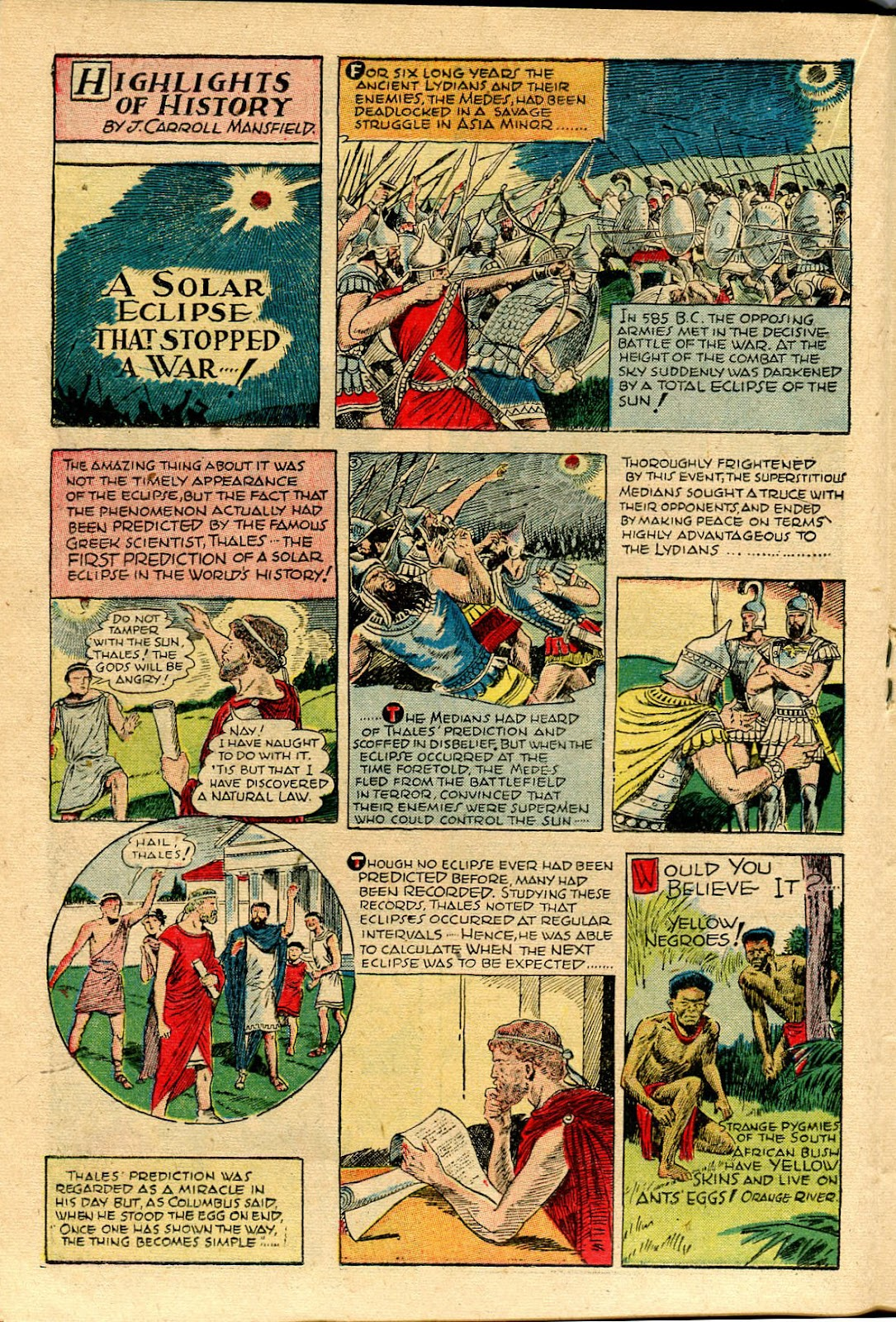 Read online Famous Funnies comic -  Issue #116 - 24