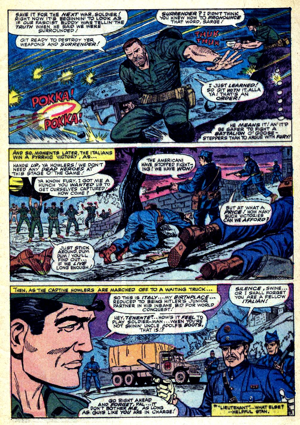 Read online Sgt. Fury comic -  Issue #30 - 5