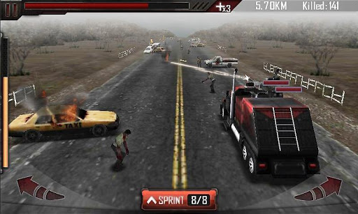 Zombie Roadkill 3D Hack Full Tiền Vàng Cho Android