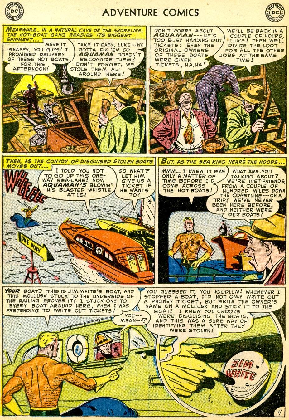 Read online Adventure Comics (1938) comic -  Issue #191 - 20