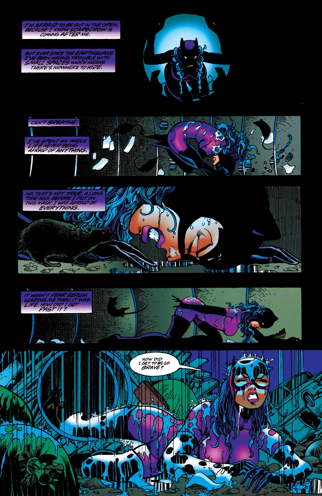 Catwoman (1993) Issue #59 #64 - English 3