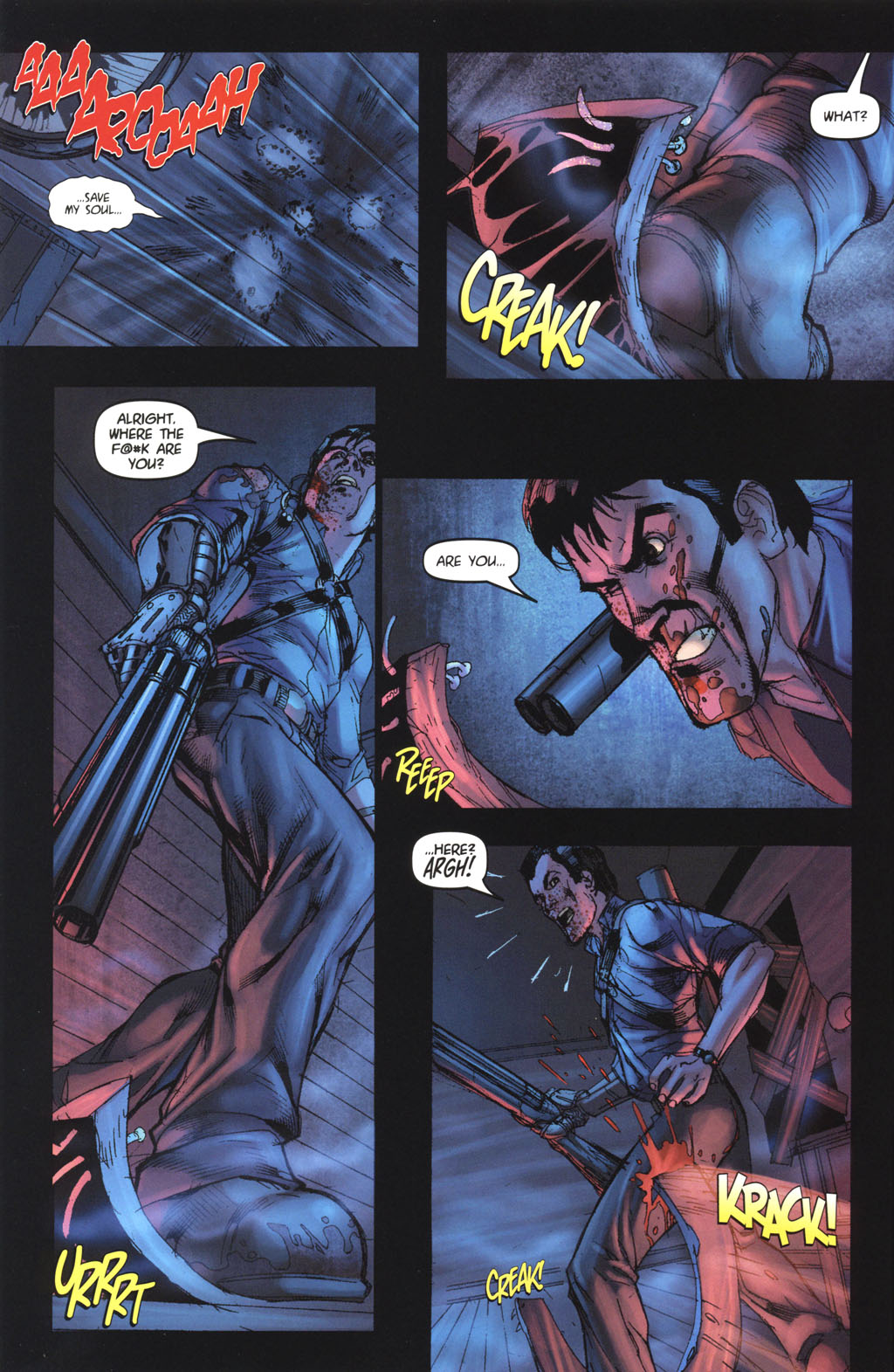 Army of Darkness (2006) Issue #6 #2 - English 8