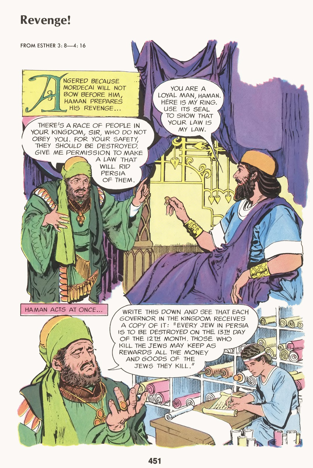 The Picture Bible issue TPB (Part 5) - Page 54