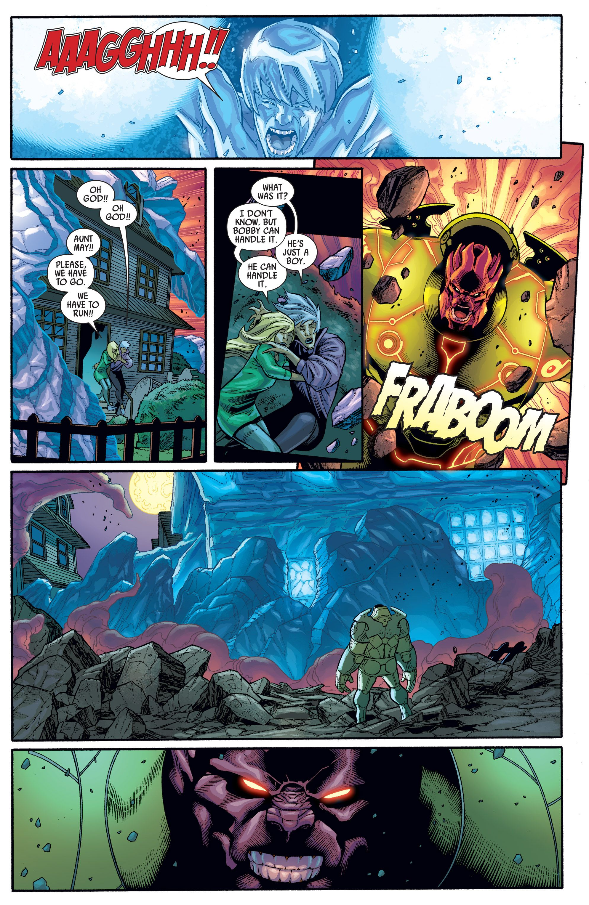 Read online Ultimate Comics Doomsday comic -  Issue # Full - 57