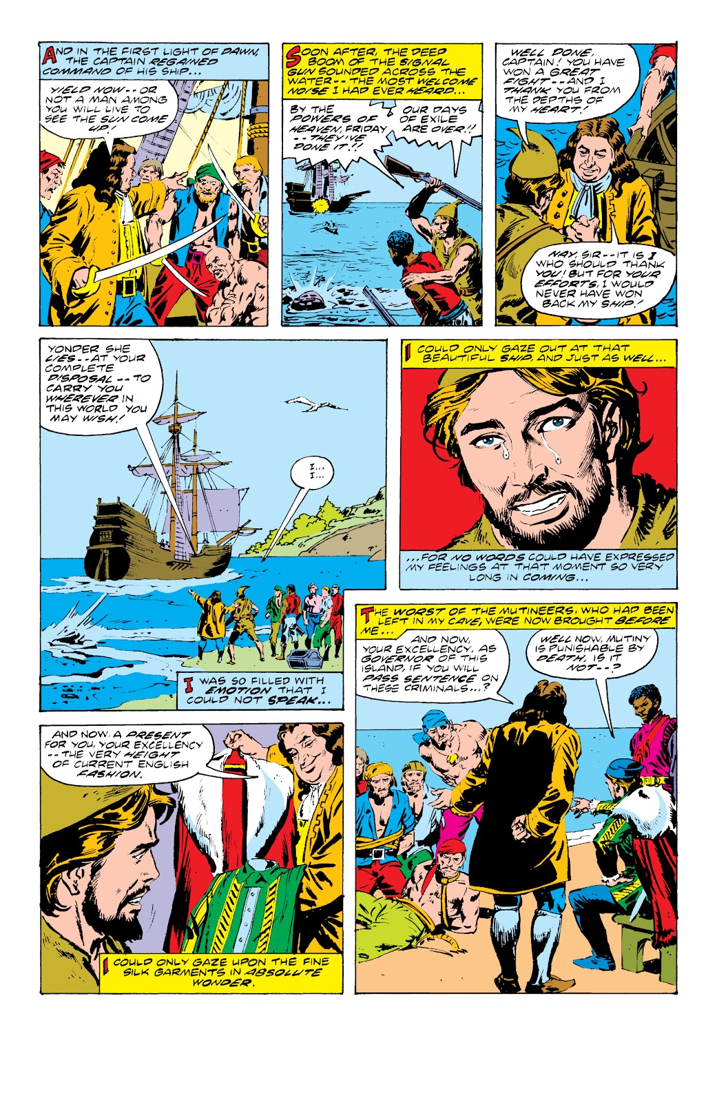 Marvel Classics Comics Series Featuring issue 19 - Page 49
