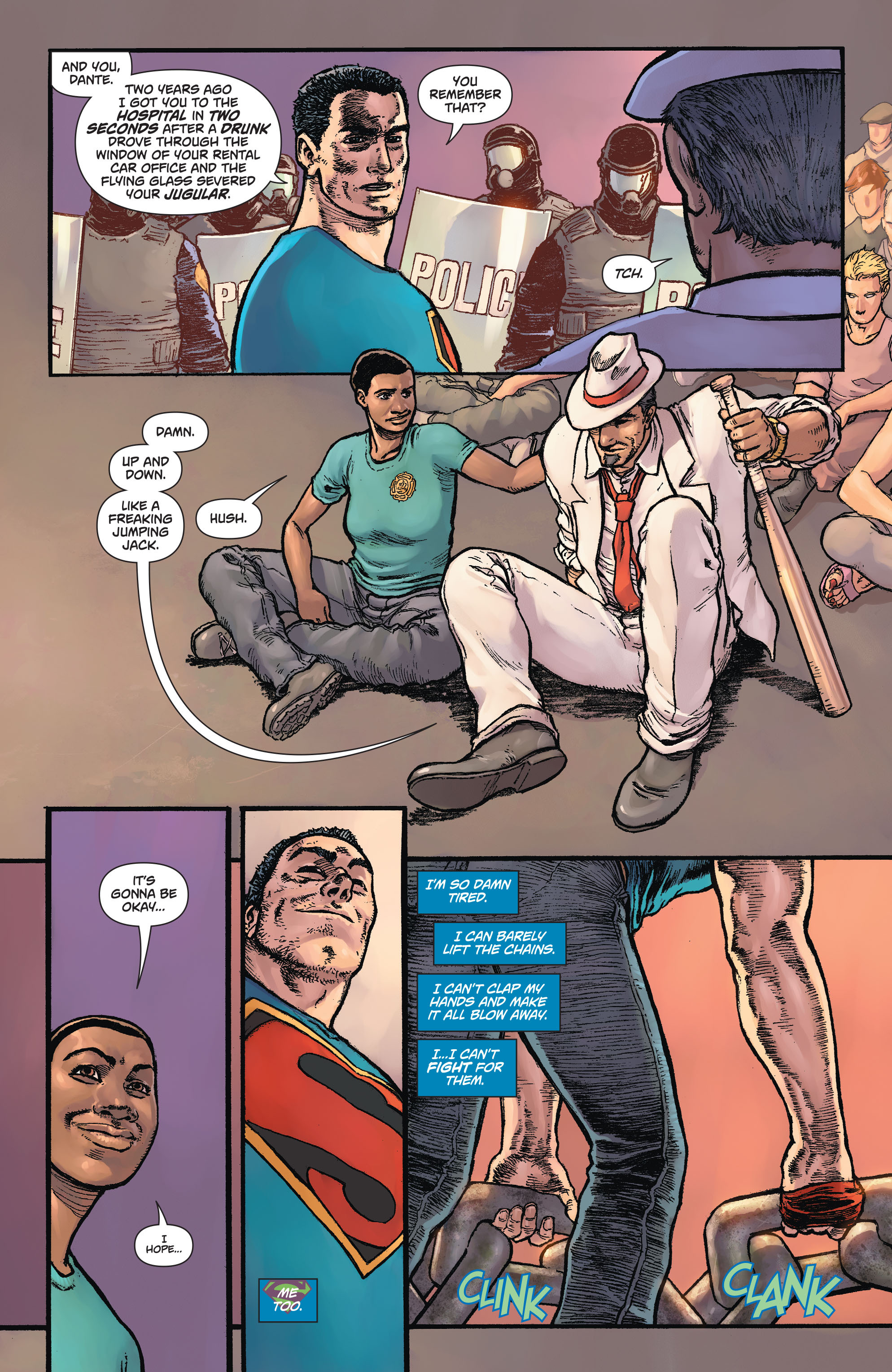 Read online Action Comics (2011) comic -  Issue #42 - 17