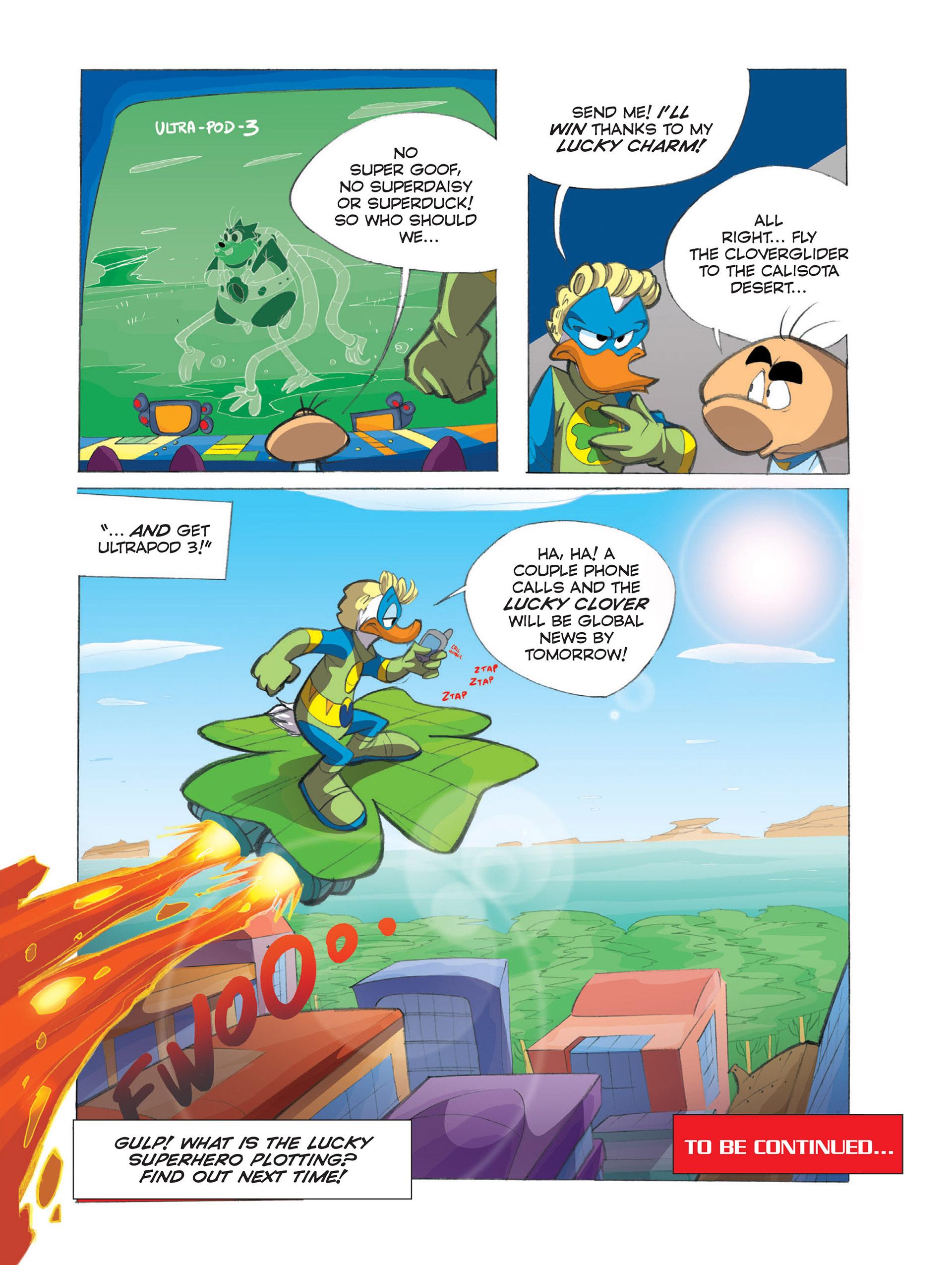 Read online Ultraheroes comic -  Issue #2 - 29