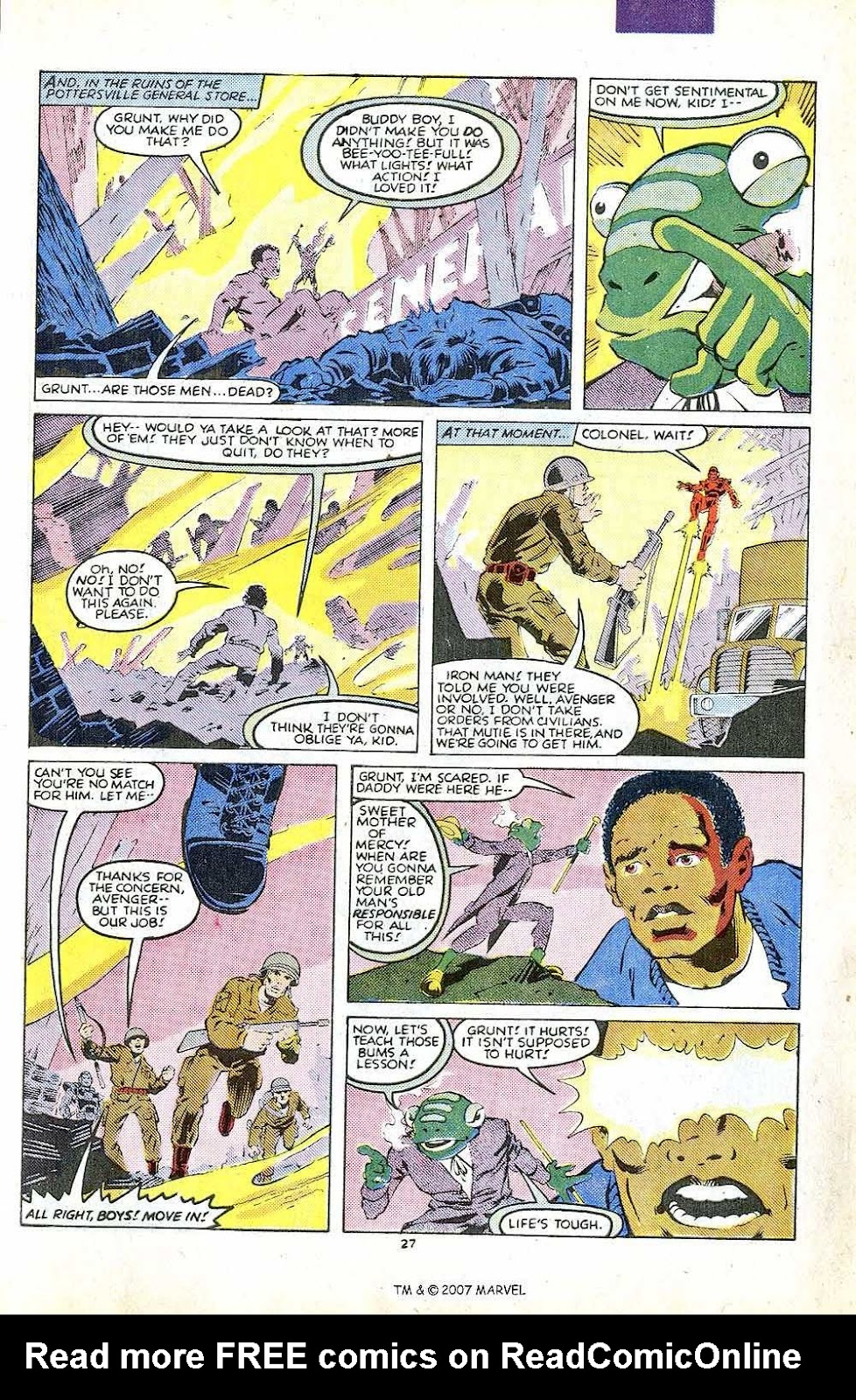 Iron Man Annual issue 8 - Page 33