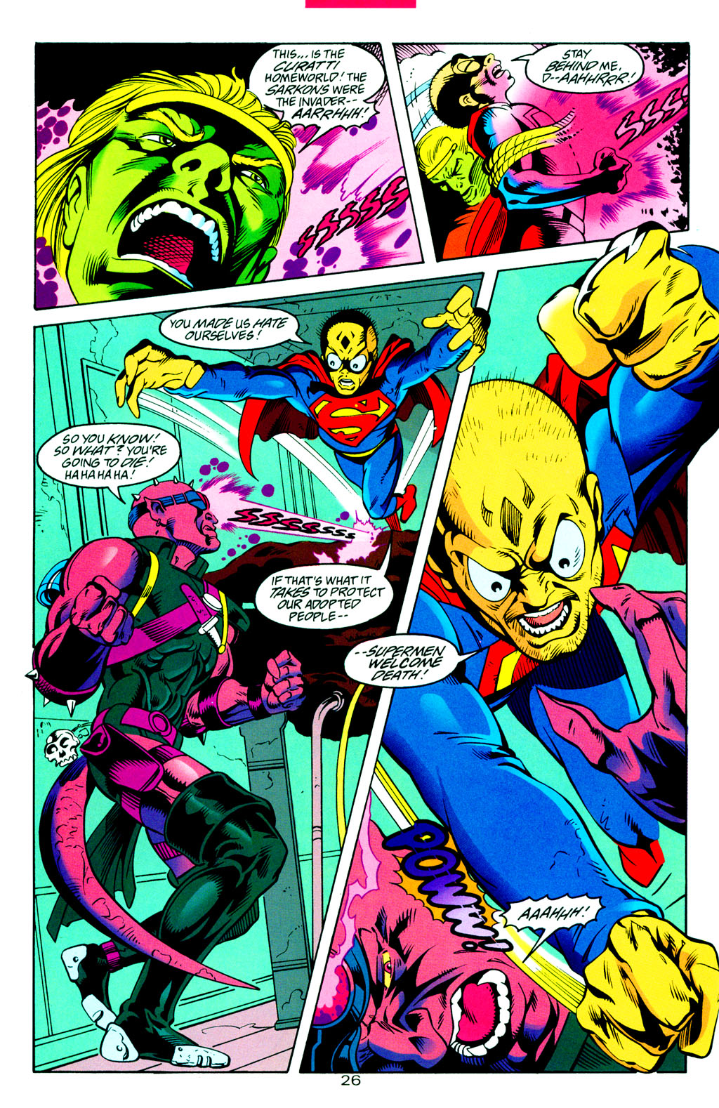 Read online Adventures of Superman (1987) comic -  Issue #Adventures of Superman (1987) _Annual 8 - 28