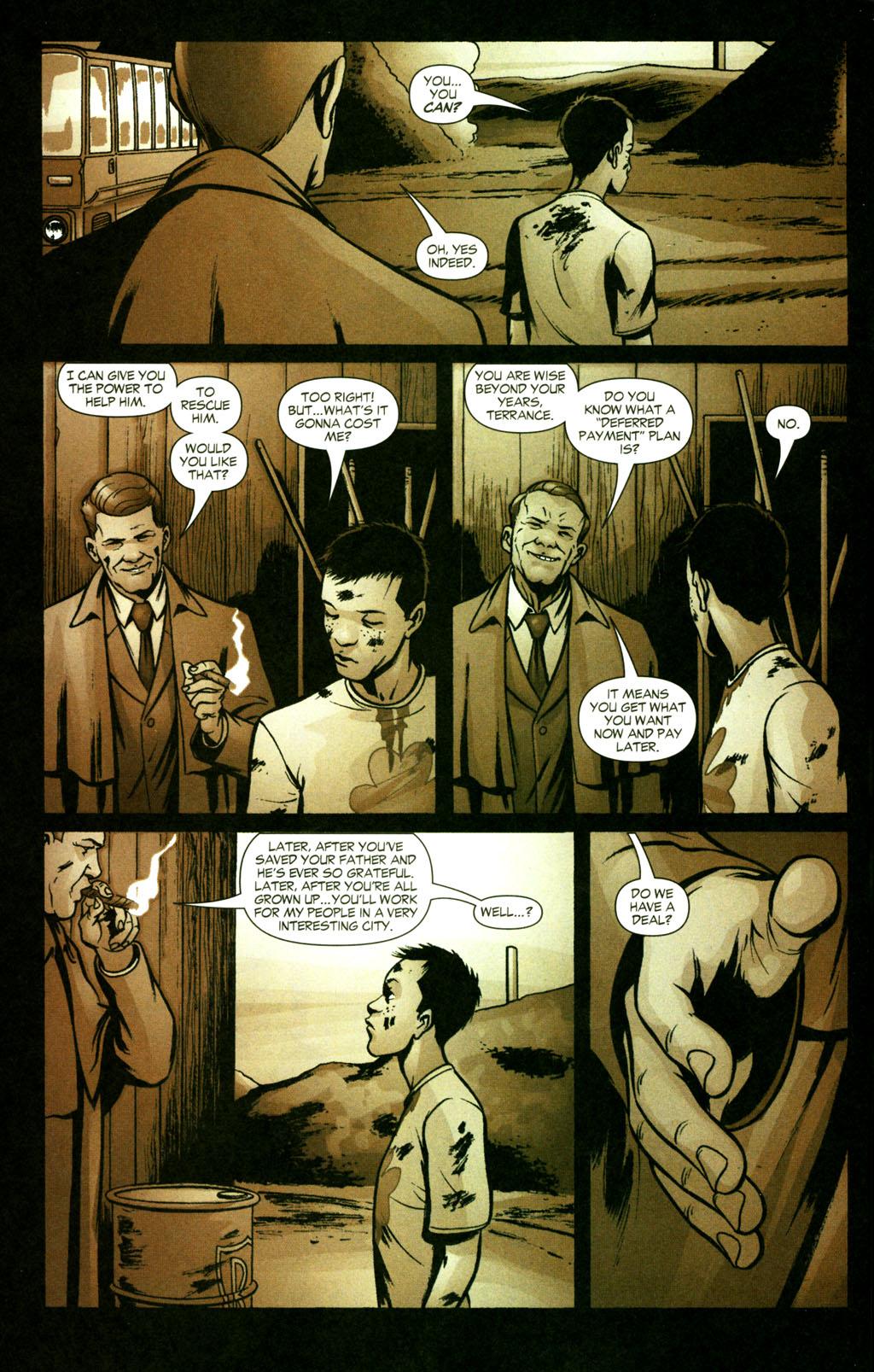 Read online Fallen Angel (2003) comic -  Issue #16 - 5