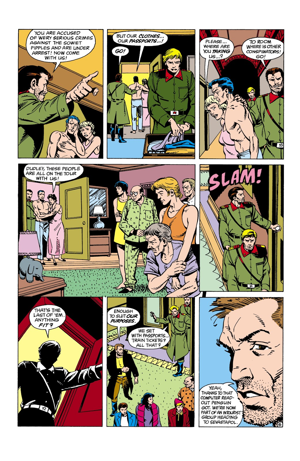 Suicide Squad (1987) Issue #7 #8 - English 7