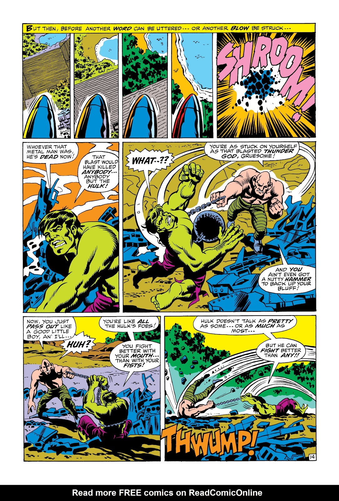 Read online Marvel Masterworks: The Incredible Hulk comic -  Issue # TPB 6 (Part 1) - 86