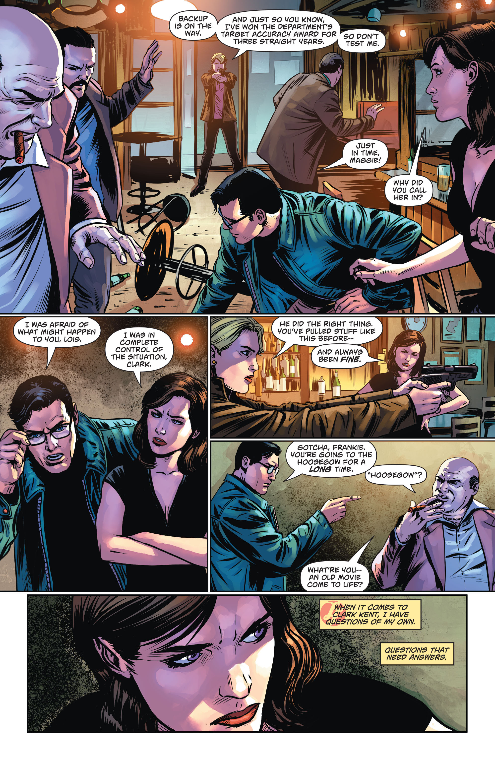 Read online Action Comics (2016) comic -  Issue #973 - 14