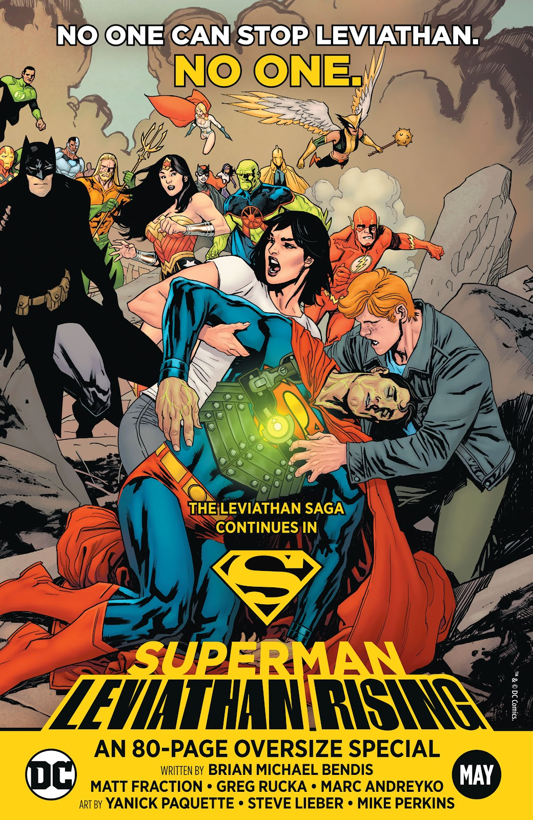Read online DC's Year of the Villain Special comic -  Issue # Full - 3
