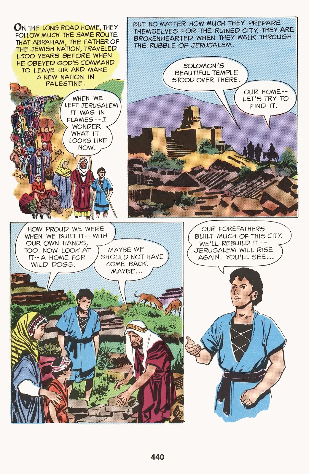 The Picture Bible issue TPB (Part 5) - Page 43