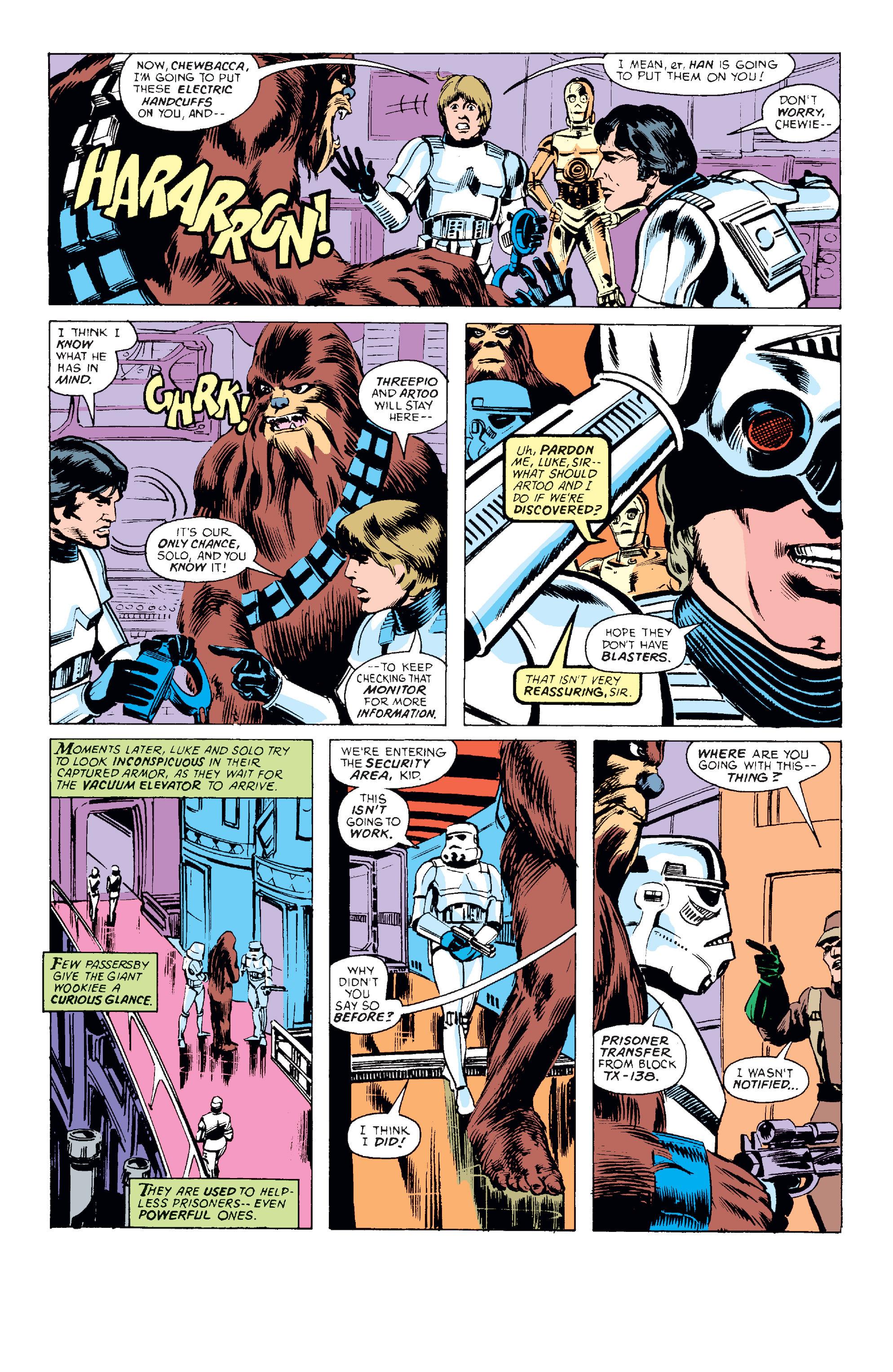 Read online Star Wars Omnibus comic -  Issue # Vol. 13 - 55
