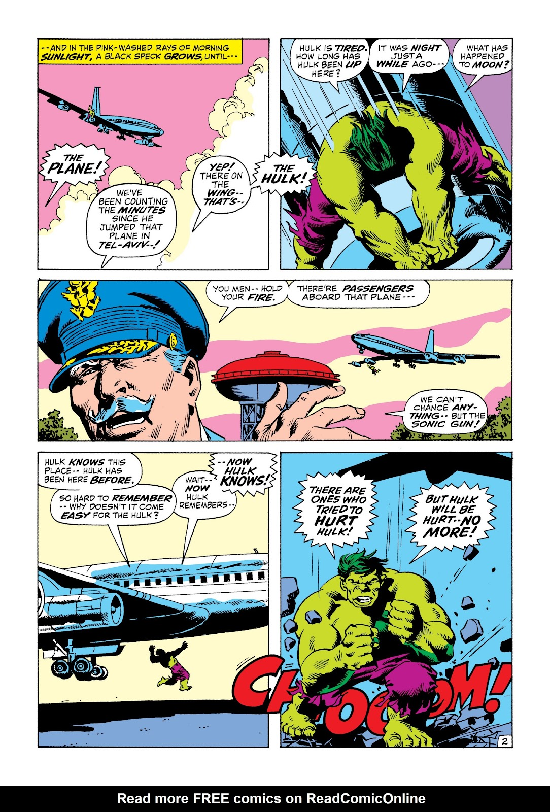 Read online Marvel Masterworks: The Incredible Hulk comic -  Issue # TPB 8 (Part 1) - 65