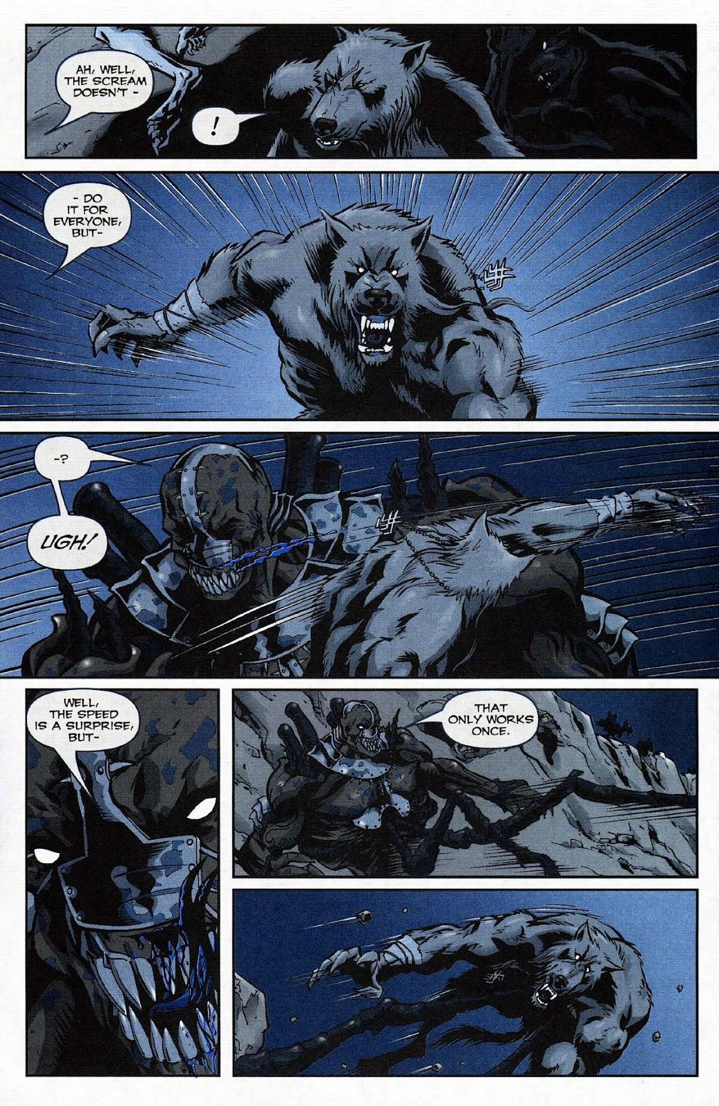Read online Werewolf the Apocalypse comic -  Issue # Get of Fenris - 31