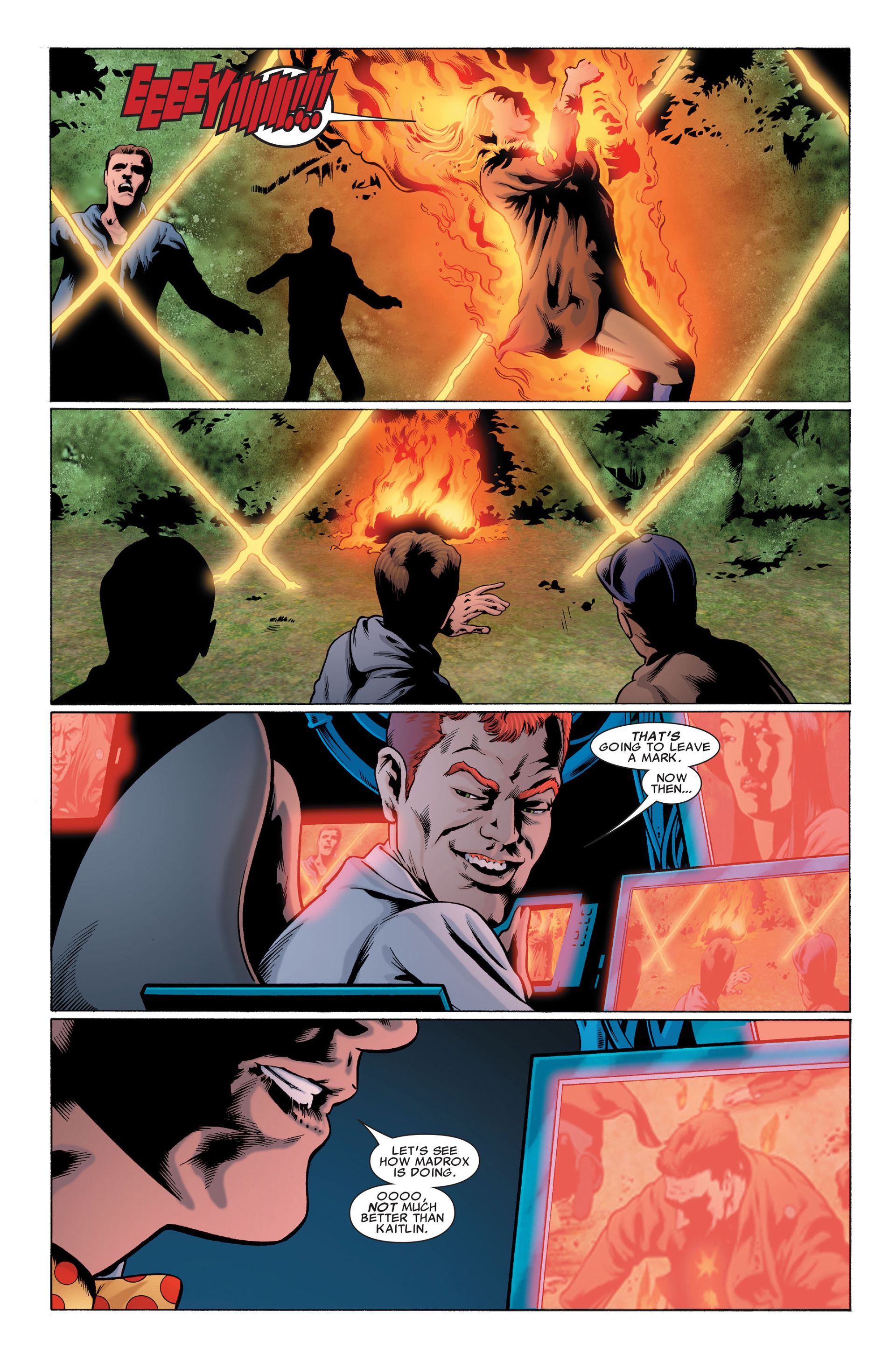 Read online X-Factor (2006) comic -  Issue #30 - 12