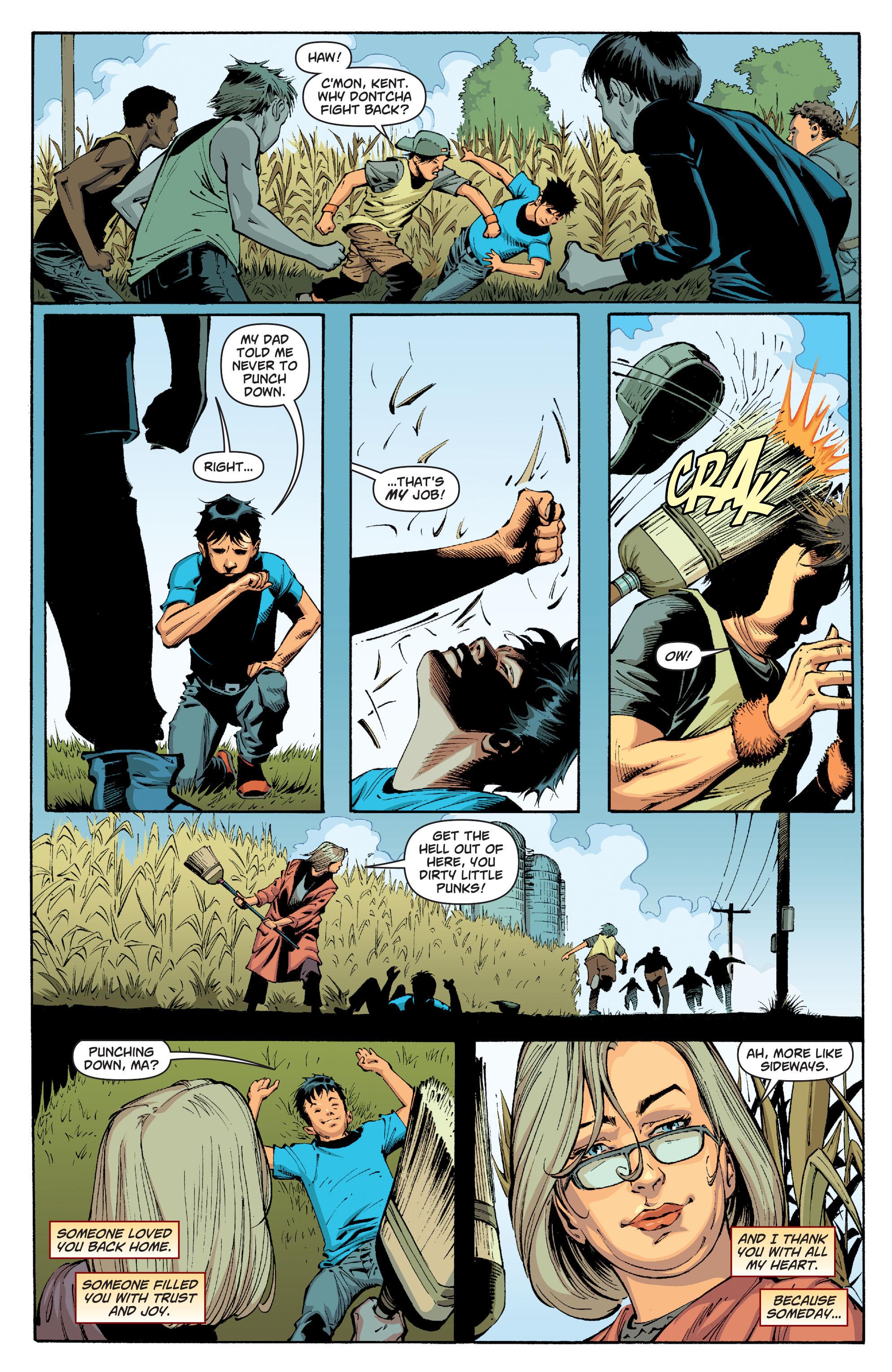 Read online Secret Origins (2014) comic -  Issue #1 - 10