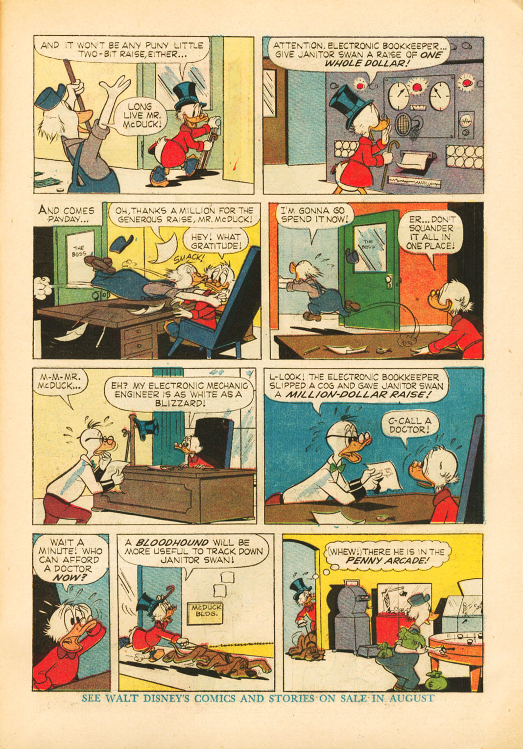 Read online Uncle Scrooge (1953) comic -  Issue #52 - 31