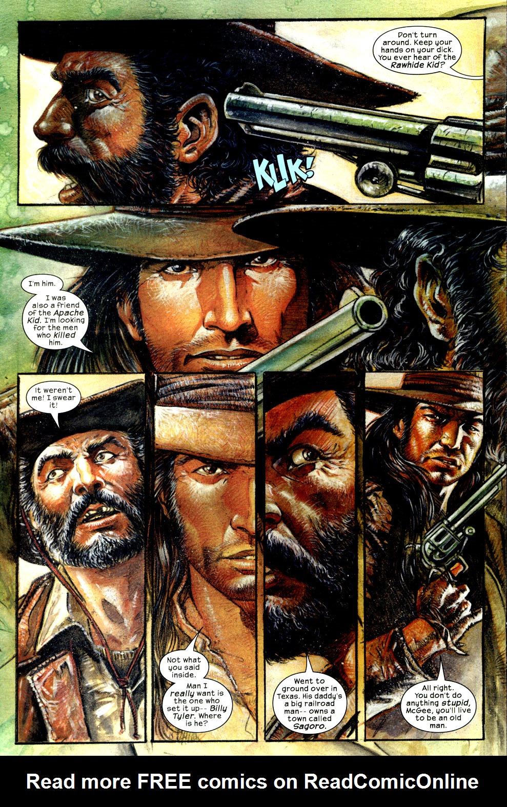 Read online Apache Skies comic -  Issue #1 - 13