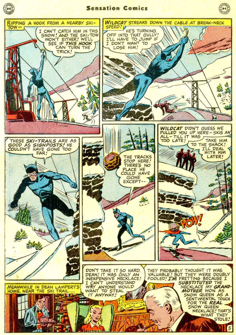 Read online Sensation (Mystery) Comics comic -  Issue #77 - 48
