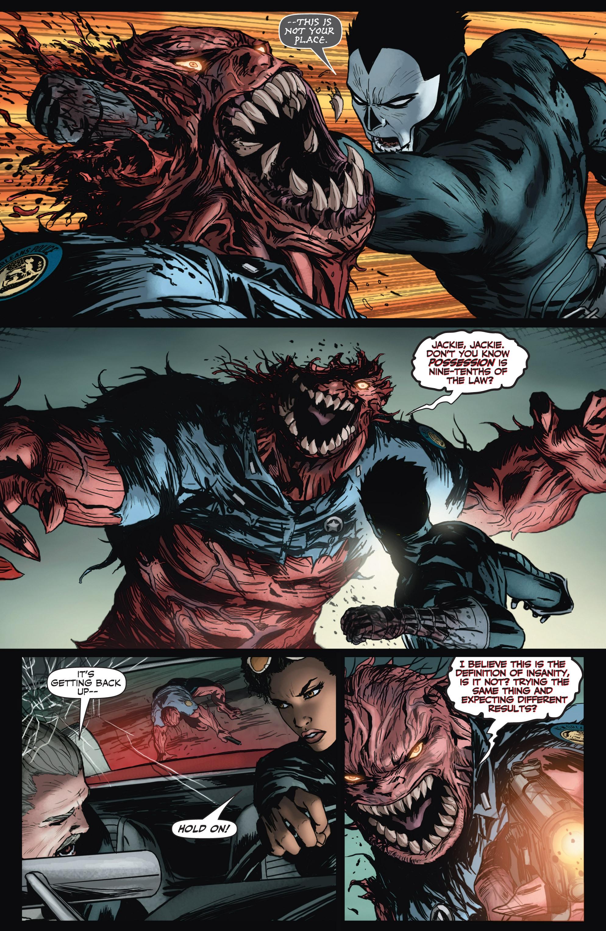 Read online Shadowman (2012) comic -  Issue #2 - 6