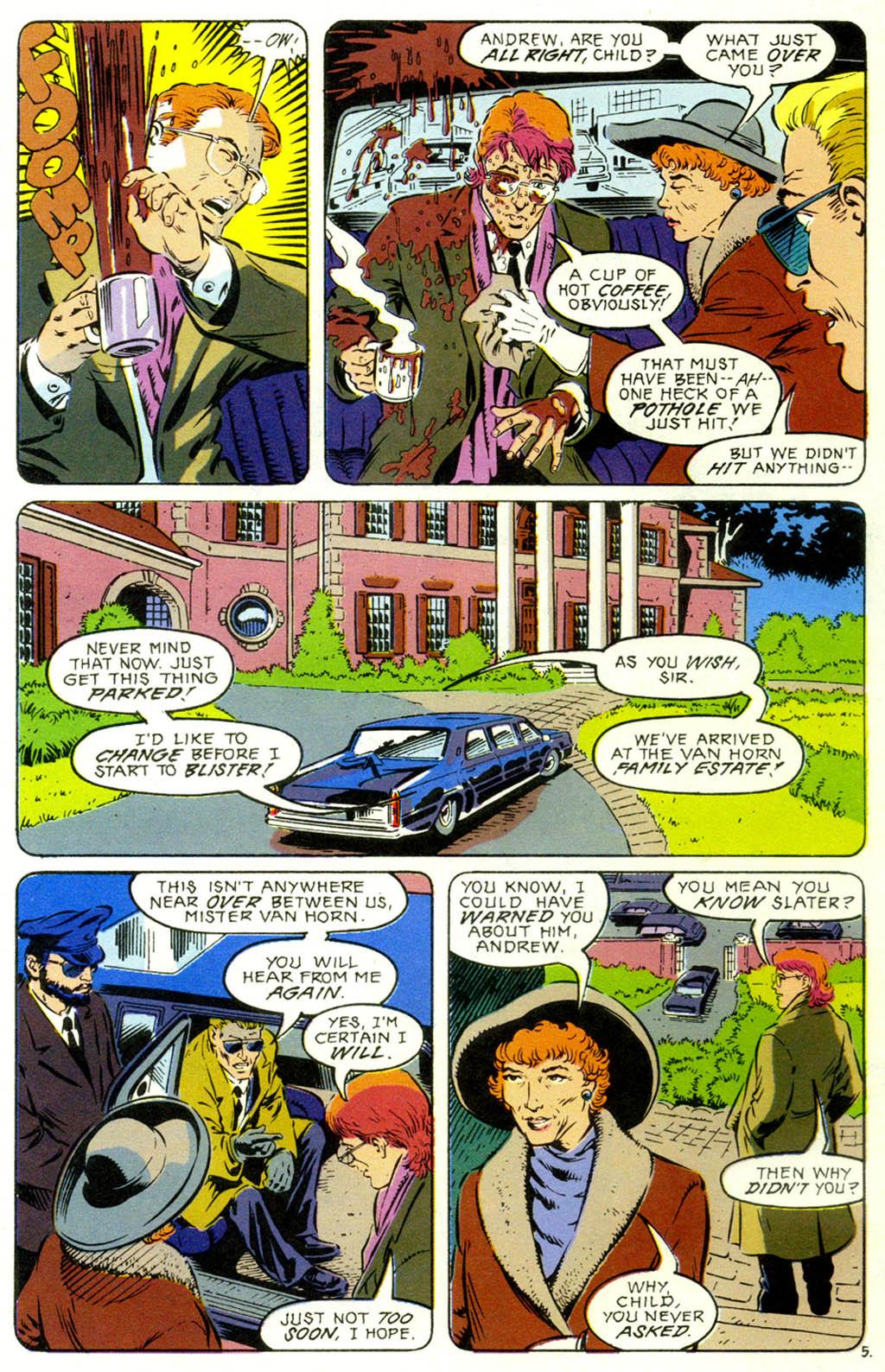 Read online Gunfire comic -  Issue #1 - 7