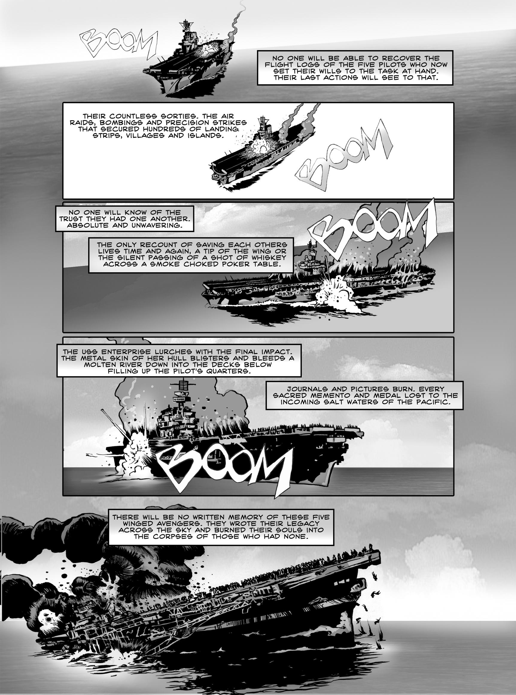 Read online FUBAR comic -  Issue #2 - 102