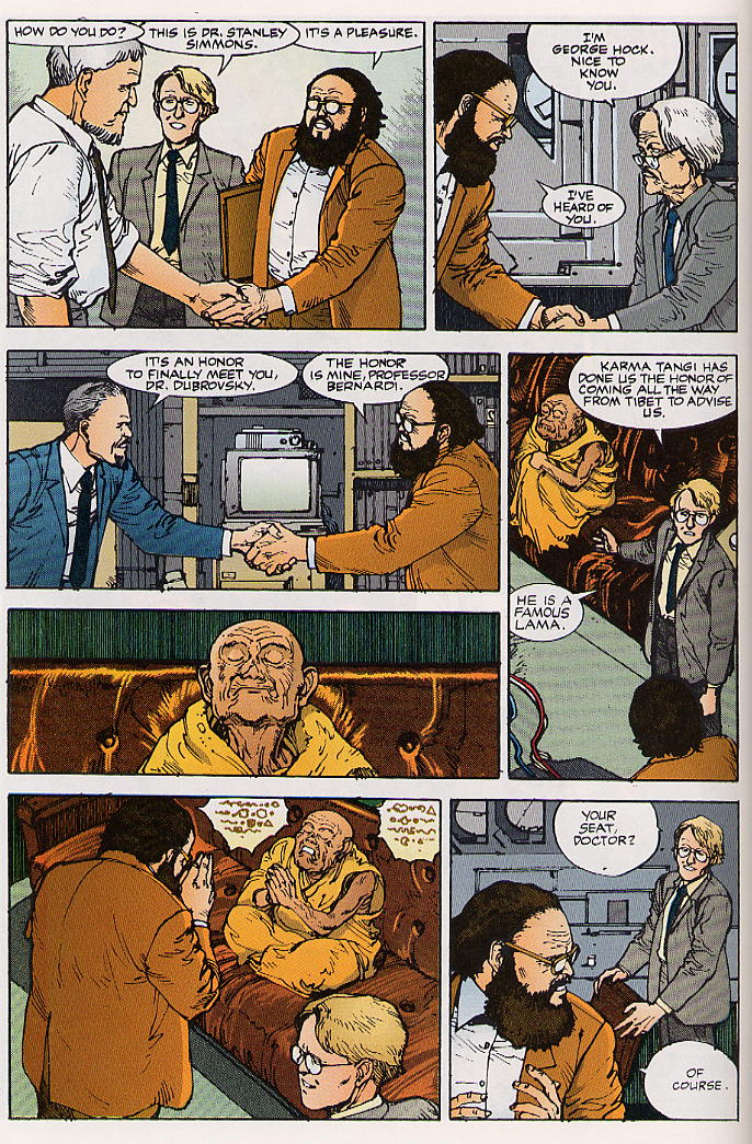 Read online Akira comic -  Issue #24 - 18