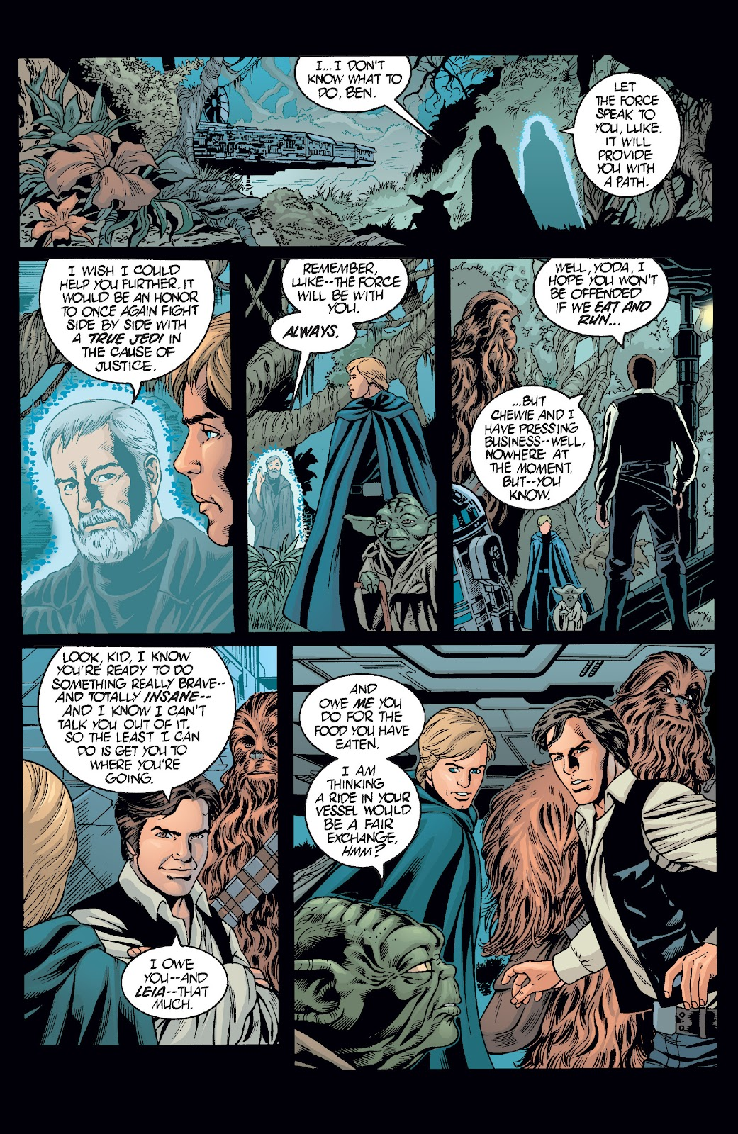 Read online Star Wars Legends: Infinities - Epic Collection comic -  Issue # TPB (Part 1) - 72