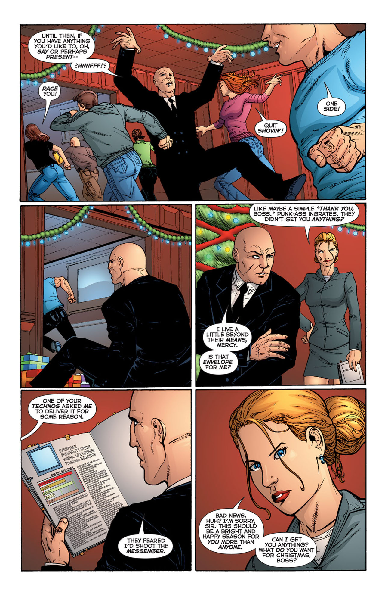 Read online 52 comic -  Issue #33 - 9