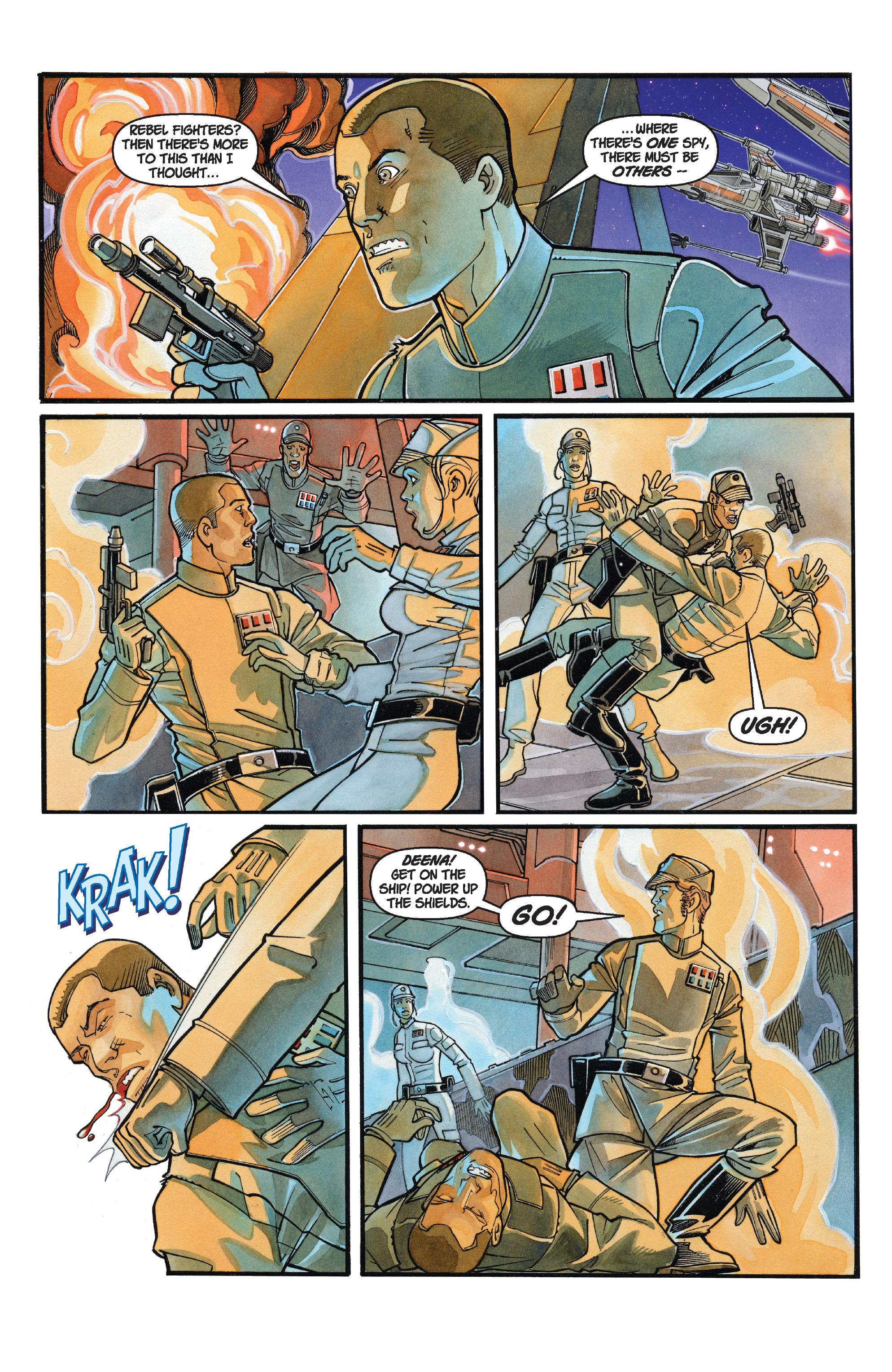 Read online Star Wars Omnibus comic -  Issue # Vol. 22 - 302