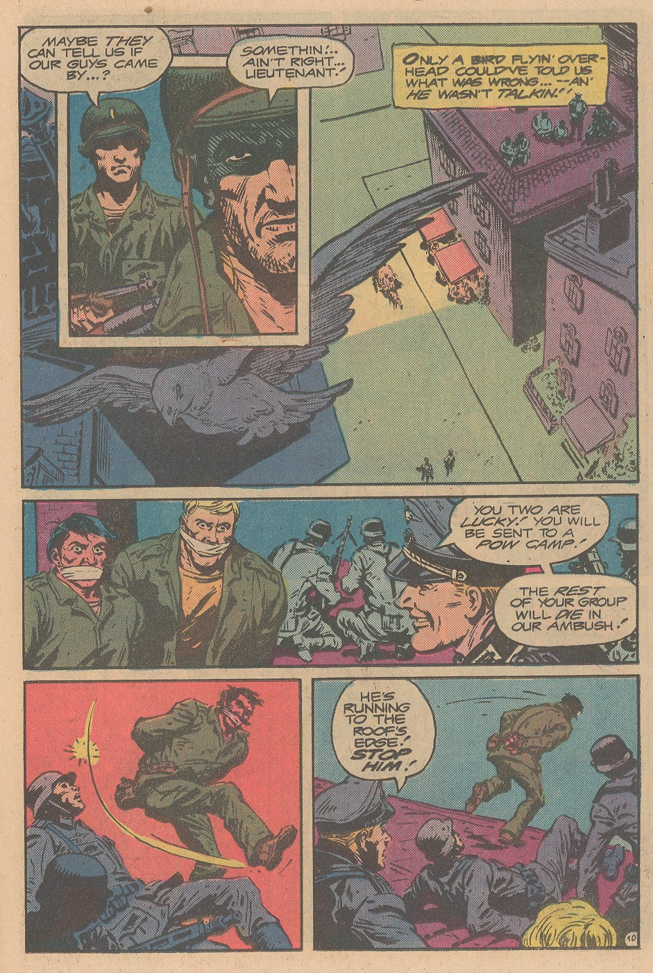 Read online Sgt. Rock comic -  Issue #356 - 11