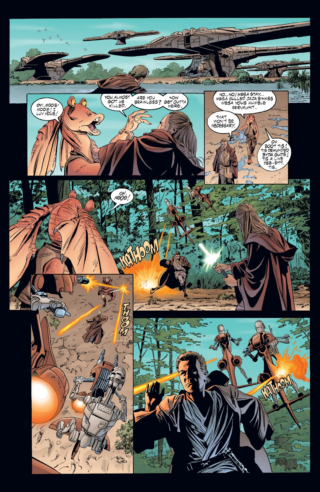 Read online Star Wars Legends: Rise of the Sith - Epic Collection comic -  Issue # TPB 2 (Part 3) - 49