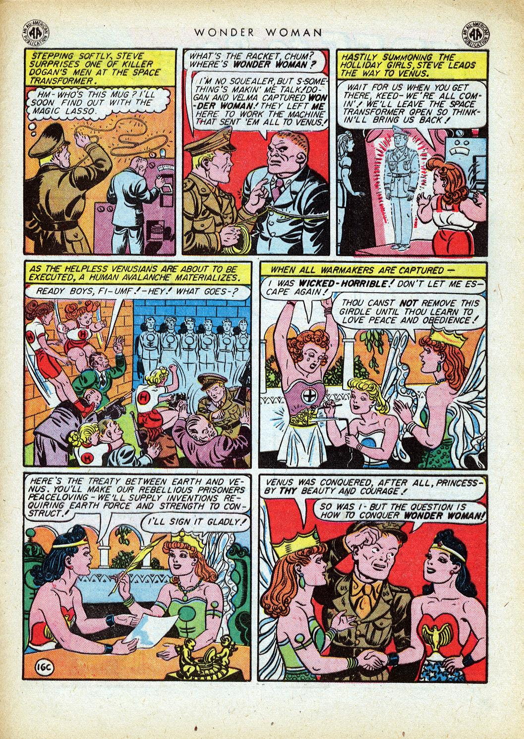 Read online Wonder Woman (1942) comic -  Issue #12 - 49