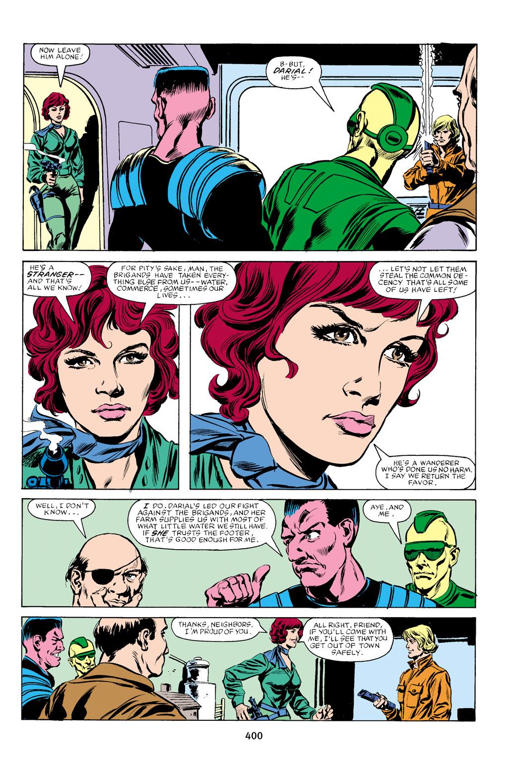 Read online Star Wars Omnibus comic -  Issue # Vol. 16 - 392